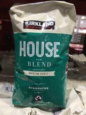 Kirkland Signature Roasted by Starbucks House Blend Whole Bean Coffee 907g
