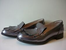 CLARKS NARRATIVE LADIES LOAFERS SIZE 4D