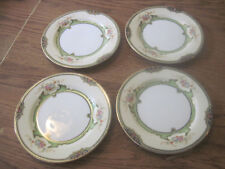 """Noritake China FLOREAL 76839   6-3/8"""" Bread & Butter Plates"""