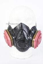 Masque gaz Fancy Dress Halloween Latex Costume Walter White chimique Cook Costume