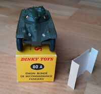 French Dinky Military Panhard EBR, 80A, VNM model in NM box