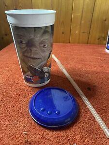 "Star Wars Trilogy Special Edition 1997 Pepsi Yoda 7"" Cinema Soda Cup Mint"