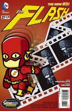 DC New 52 il flash #27 Scribblenauts VARIANTE MOLTO RARA