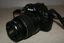 Nikon D40 6.1MP ZDSLR Digital Camera with AF-S DX Nikkor 18-55 Lens