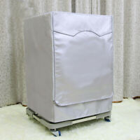 Outdoor Washing Machine Dust Cover Waterproof And Dustproof Outdoor Sunscreen