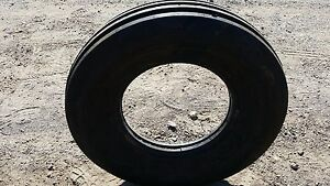 GOODYEAR 7.50-16 4-RIB Front Tractor Tire FITS JohnDeere Case IH New Holland A55