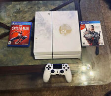 Sony PlayStation 4 Destiny Console 500GB with 2 Games.