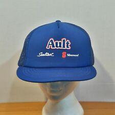 Ault Sealtest Silverwood Baseball Truckers Dad Hat Cap