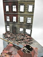 1/35 Scale ~ Low Countries Town House - Large military diorama building