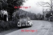 Michele Mouton Fiat 131 Abarth Tour de Corse Rally 1979 Photograph 2