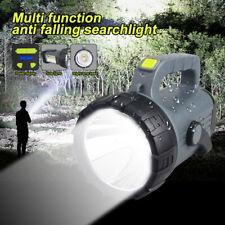 LED Taschenlampe USB Wiederaufladbar licht 5000Lumen Flashlight Suchscheinwerfer