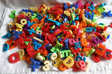 Large Quantity of Magnetic Letters & Numbers - USED