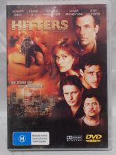 Hitters - Robert Davi, Carol Alt, Costas Mandylor - DVD - Region All