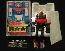 Robot COMBATTLER V, POPY GA-54 ST, Die-cast Made in JAPAN.