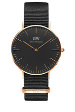Daniel Wellington DW00100150 Classic Cornwall Rose 36mm Unisex Watch