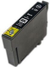 1 Black T1281 non-OEM Ink Cartridge For Epson T1285 Stylus Office BX305FW Plus