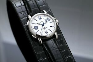Ulysse Nardin San Marco Big Date GMT - With Papers 2012
