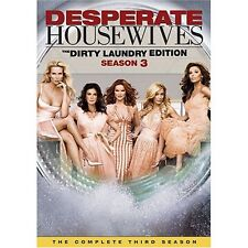 Desperate Housewives Season 3 DVD  6-Disc Dirty Laundry Edition 0786936731422