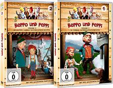 Gesamtedition - Beppo und Peppi / Augsburger Puppenkiste / 100 Geschichten Pidax