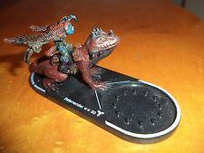 Salamander #116 Mage Knight Dark Riders WizKidz