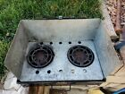 Antique Vintage Sure Meal Camping Stove The Original Camp Stove! Goldberg Bros.