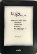 Amazon Kindle PaperWhite 2 6th Gen 2013 E-Reader DP75SDI 2GB WIFI 6in Black  #B3