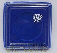 Transnistria Mint case Original Box 1/2Oz  silver coin proof Bank logo 100 ruble
