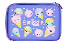 Smiggle Ice Cream Hardtop 3D Pencil Case Girls Free Postage