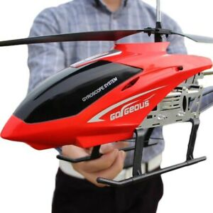 2021 HOT Super Large Helicopter RC Model Vehicle Remote Control Outdoor Fly Toys
