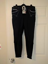 Eurostar Damen Nohra navy full seat breeches, size US 28/Euro 40, new with tags!