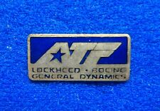 Lockheed Boeing Air Force ATF Advanced Tactical Fighter Jet YF-22 Aviation Pin