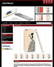 eBay Professional Design Listing Template and Store Layout black iphone case