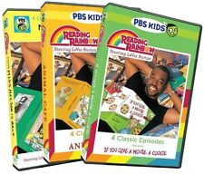 Reading Rainbow: Celebrate Reading DVD