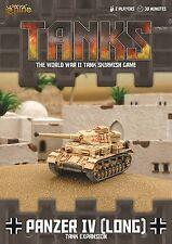 Gale Force Nine Nuevo Y En Caja tanques Panzer IV alemán (largo) Tanque de expansión gfntanks 34