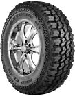 2 New - Mud Claw Extreme MT LT245/75R16 E Tire 245 75 16 2457516