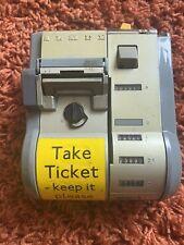 More details for london transport almex e ticket machine fleetline, titan, mcw metrobus