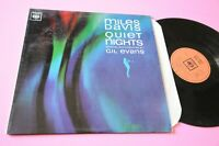 Miles Davis LP Quiet Nights Italy Orig 1963 the Rarest Mono Version NM! Top Jazz
