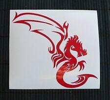 HOT SALE adesivo DRAGO dragon sticker decal vynil vinile SVENDITA SALDI murale