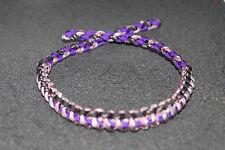 Archery Pink & Purple Paracord Bow wrist Bling Sling strap mathews elite hoyt