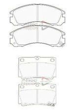 Shogun Sport 2.5 3.0 98>06 Front and Rear Brake Pads All Models Free Postage