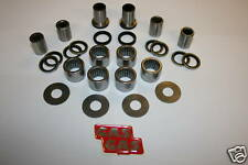 GAS GAS TXT/PRO  REAR LINKAGE/ DOG BONE BEARING/BUSHES SERVICE REPAIR KIT