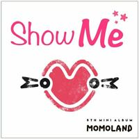 MOMOLAND Show Me 5th Mini Album CD+Photobook+Photocard+Etc+Tracking Number