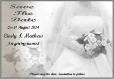 Unbranded Wedding Save the Dates 10-50