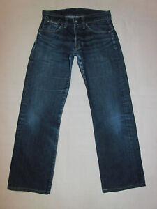 G-Star Jeans Mod. Ruger Straight 30/30 blau denim