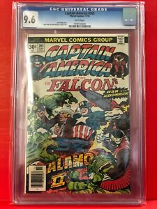 Captain America #203 CGC 9.6 Marvel Comics