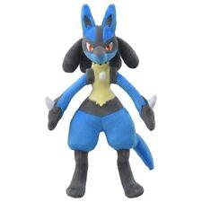Takara Tomy Pokemon Plush doll 03 Lucario JAPAN OFFICIAL IMPORT