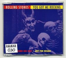 The Rolling Stones Maxi-CD You Got Me Rocking - 2-track promo CD - VSCDJ 1518