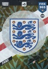 Fußball Saison 2017-2018 England Trading Cards