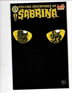 CHILLING ADVENTURES of SABRINA #6 ARCHIE HORROR COMICS 2016 ANDREW PEPOY VARIANT