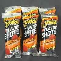 Cheetos Flavor Shots Flamin Hot Asteroids 6 PackFree shipping!